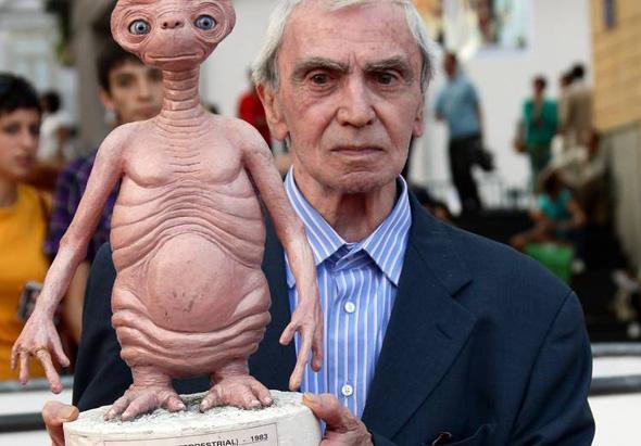 Carlo Rambaldi creador ET
