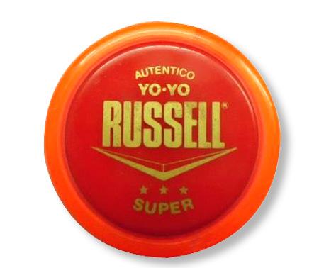 Yo-yo Russell 3 estrellas