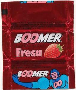 Boomer fresa