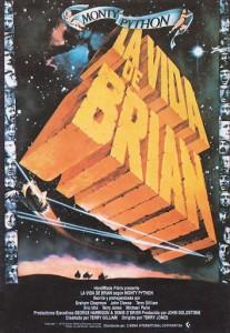 La vida de Brian cartel pelicula