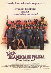 Loca Academia de Policia cartel pelicula
