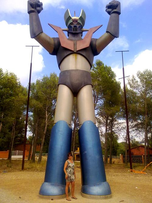 Mazinger Z Tarragona
