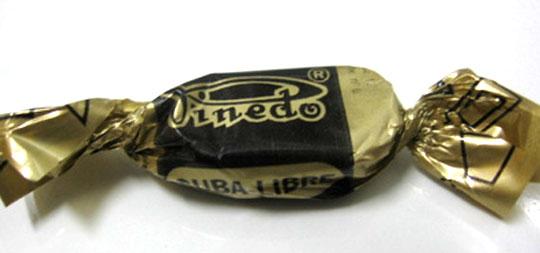 caramelo cuba libre