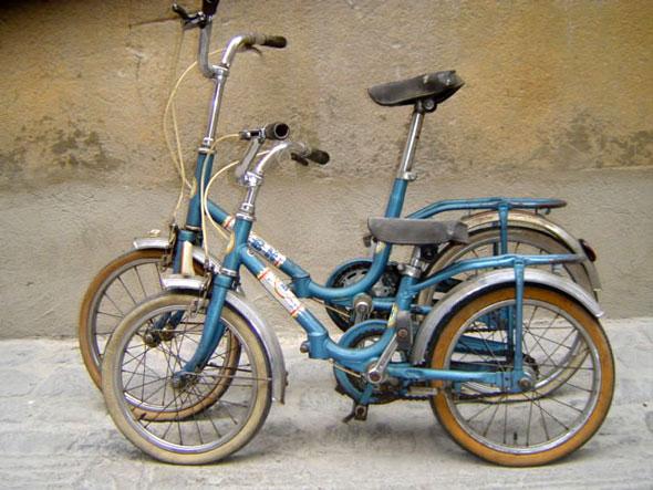 Bh bicicleta plegable
