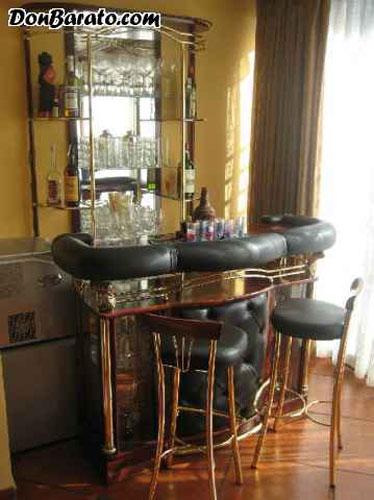 Cosas que no pod an faltar en casa en los 70 y 80 yo fui - Barras de bar para salon ...