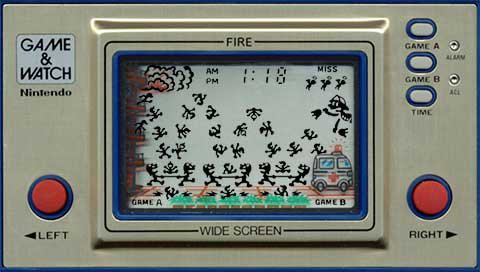 Game&Watch Fire