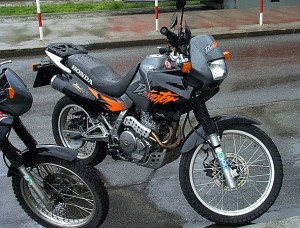 Honda Dominator