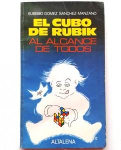 El LIbro de Rubik al alcance de todos