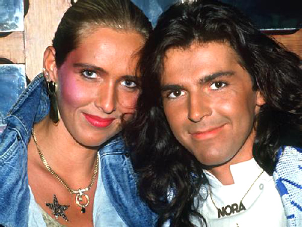 Nora Modern Talking