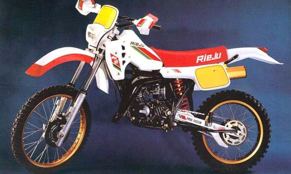Rieju MR80