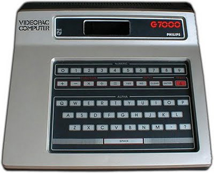 VideoPac Philips G7000