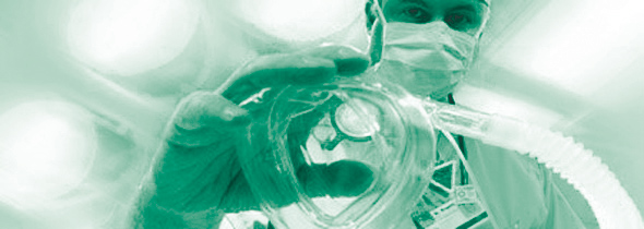 Anestesia quirofano