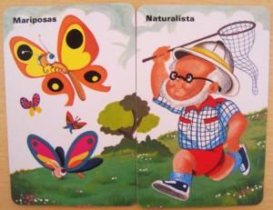 Parejas del Mundo naturalista