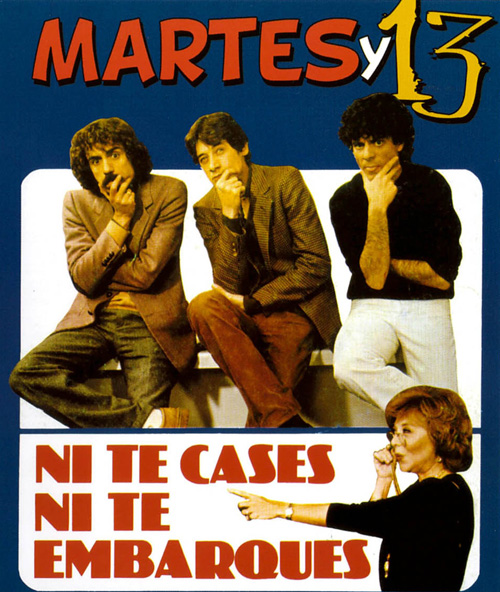 Martes y 13 ni te cases ni te embarques