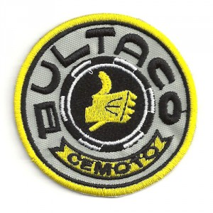 Parche Bultaco