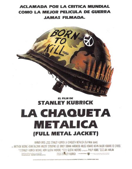 la Chaqueta Metalica