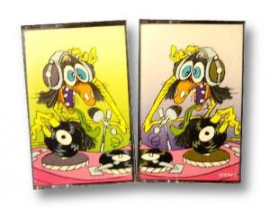 Monstruo-Cassette