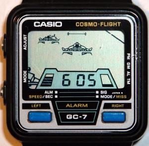 Casio-CosmoFlight-reloj