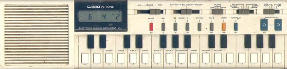 Casio-Tone