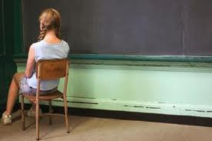 castigo colegio
