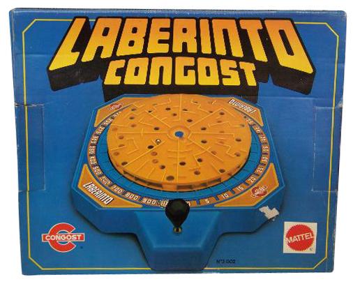 Laberinto-Congost