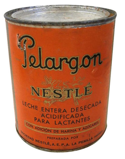 Pelargon-Nestle
