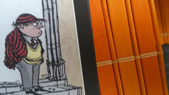 Libro de la semana abajo el colejio yo fui a egb - En el piso de abajo libro ...