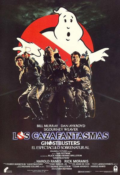 Los-Cazafantasmas