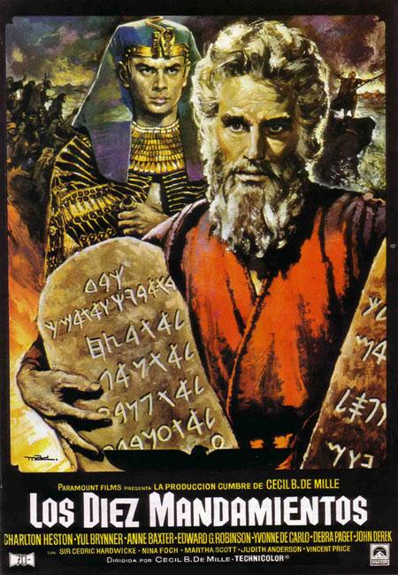 Los-Diez-mandamientos