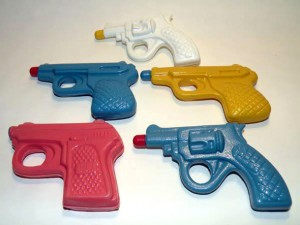 Pistolas-agua