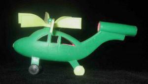 Silbato-helicoptero