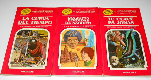 Elige-tu-propia-aventura libros