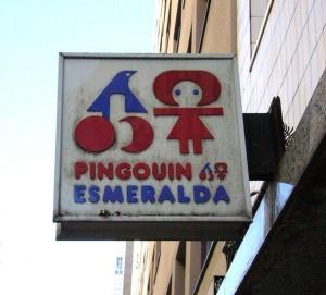 Pingouin-Esmeralda