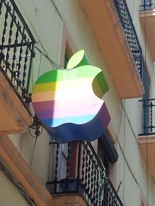 Rotulo-Apple