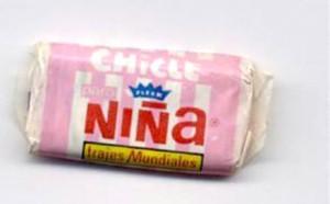 chicle-nina