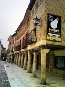 Astudillo en Palencia.