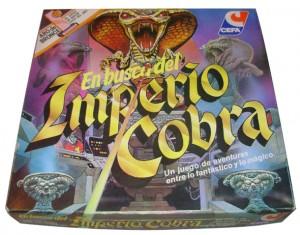 Imperio-Cobra