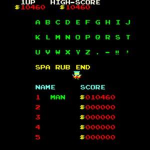 hig-score