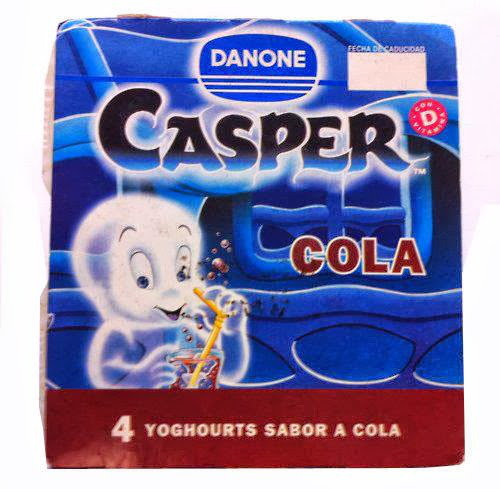 yogur casper