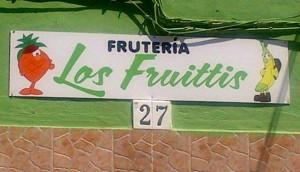 Fruittis