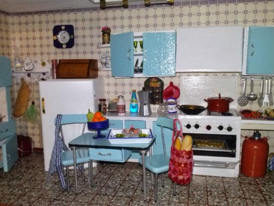 cosas que hab a en las cocinas de los a os 70 y 80 yo