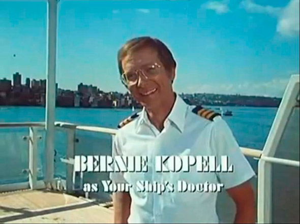 Bernie Kopell