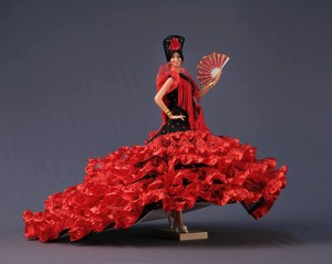 flamenca-marin