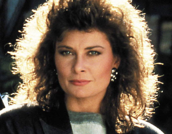 Jane Badler Falcon Crest