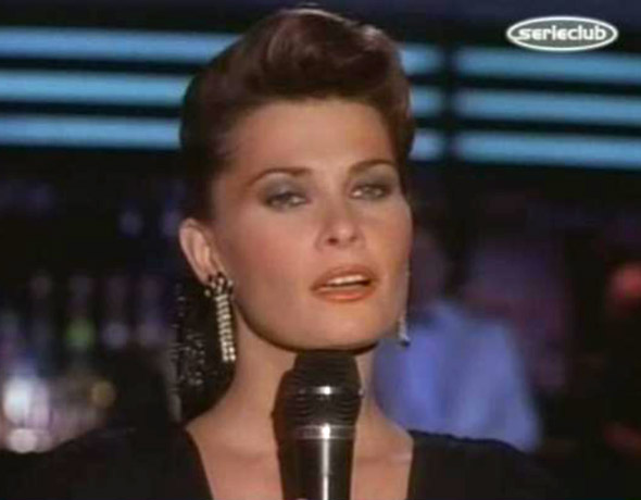 Jane Badler Series TV