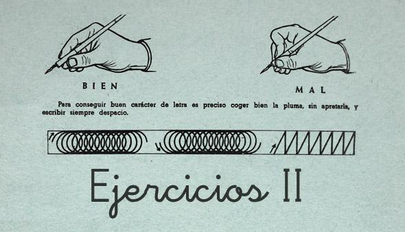 Ejercicios II