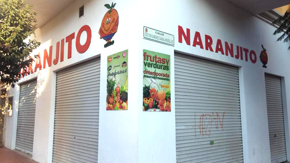 Almeria-Naranjito
