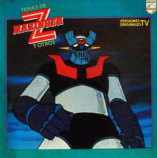 mazinger-z-disco