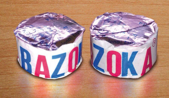 bazoka-chicle