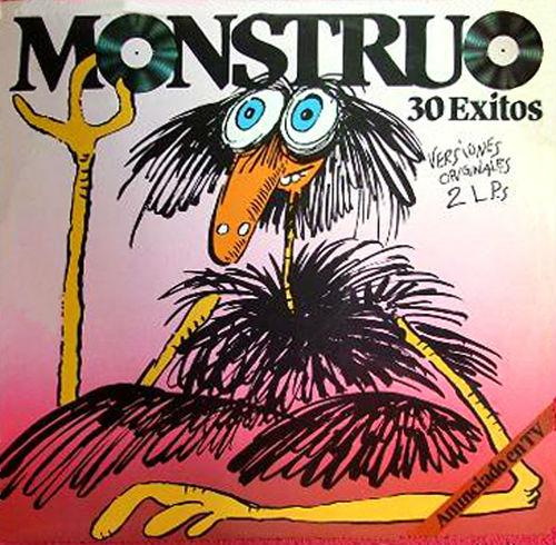 Monstruo-Disco